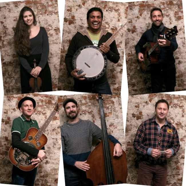 Mixed Pickers | Country & Bluegrass aus München