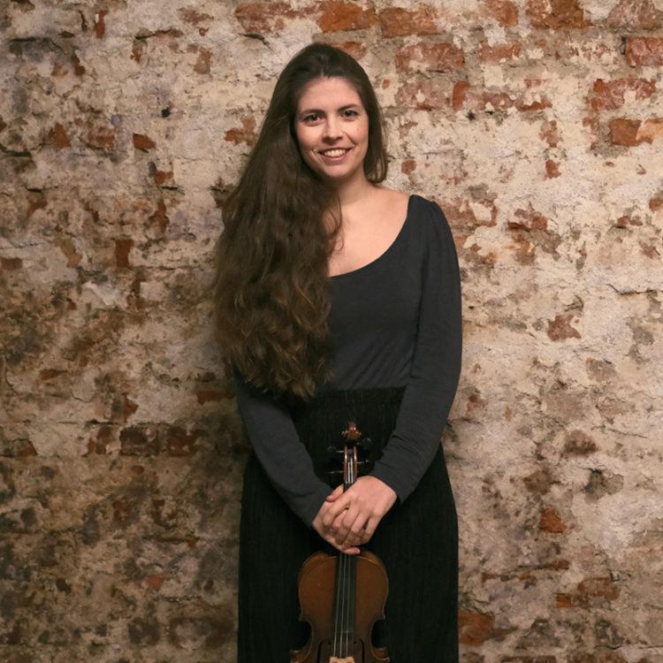 Laura von den Mixed Pickers