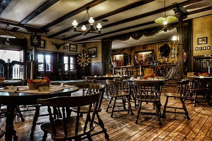 Cowboy Club München   Longhorn-Saloon